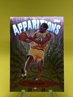 1998-99 Topps KOBE BRYANT APPARITIONS A1 RARE Lakers 🔥MAMBA🔥 📈Gorgeous Insert