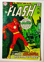 The Flash #188 Silver Age DC COMICS Mirror master appearance