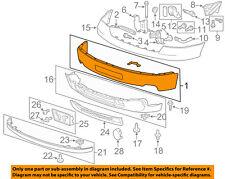 GM OEM-Bumper 25998989