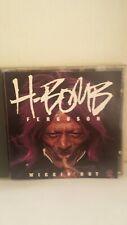 H-BOMB FERGUSON Wiggin' Out CD 1993 Earwig Music Co. blues MINT