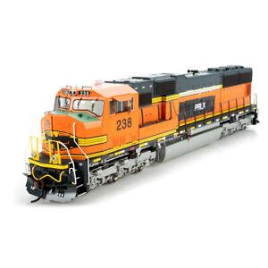 Athearn Genesis HO EMD SD75M Progress Rail PRLX ex BNSF #238 DC LED ATHG70554