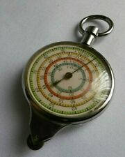 Vintage Compass Opisometer Nautical Maritime Map Measure Germany