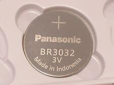 1 PANASONIC BR3032  3V Lithium Battery-USA Seller