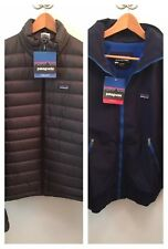 2 NWT Patagonia Nano Puff Down Fleece Jacket Parka Better Sweater Lot Men Small