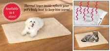"Fleece Thermal Pet Cushion Small 24"" X 17"""
