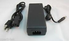96W Black DC 12V 8A AC Adapter Power Supply for 5050 5630 3528 LED Strip Lights