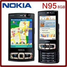 Nokia n95 black/silver 8gb nuovo