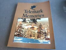 Telemark Ski Lodge Memories Cable WI Tony Wise  Birkebeiner Cross Country Skiing