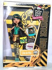 Monster High Cleo De Nile Schools Out NIB