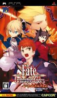 USED PSP Fate / Unlimited Codes Portable Normal Edition