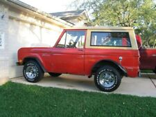 Used 1969 Ford Bronco HARD TOP only For Sale -