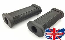 LEFT RIGHT FRONT FOOTREST RUBBER FLAT SLEEVE FOR JAWA CZ 125 175 250 350