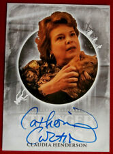 Stranger Things - Catherine Curtin Personally Signed Autograph Card - Topps 2018