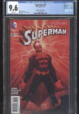 Superman #33 John Romita Jr Variant CGC 9.6 New 52 Geoff Johns 2019 DC Comics