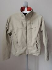 Salomon Advanced Skin Cordura Soft Schell Jacket Womens Jacket M Medium biege