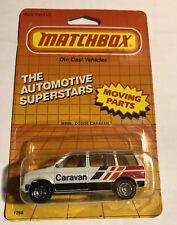 Matchbox MB68 Dodge Caravan Minivan - NEW