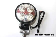 4 SMD LED Nebelscheinwerfer Zusatzscheinwerfer Arbeitsleuchte 12v/24v DC Neu