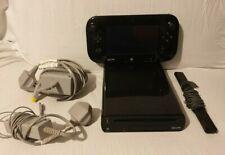 Nintendo Wii U Pack 32GB Black Console Tested 100%