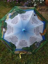 NEW Childrens Childs Kids Automatic Pop-Up Animal AUSTRALIAN Theme Umbrella Rain