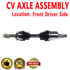 Front Driver Side Front Left CV Axle Drive Shaft ASSEMBLY For CHEVROLET COLORADO