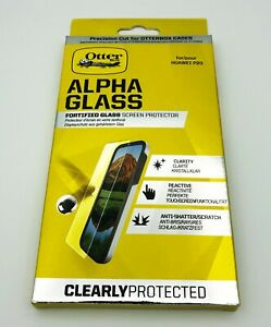 Otterbox Huawei P20 Alpha Glass Tempered Glass Screen Protector Clear