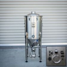 Ss Brew 14 gal Chronical Brewmaster Edition Fermenter with FTS Chilling Package