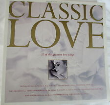 Classic Love - Various Artists - Telstar STAR 2620 (Double)