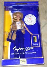 Barbie Olympic Games Authentic Licensed Sydney 2000 Collector Edition Barbie MIB