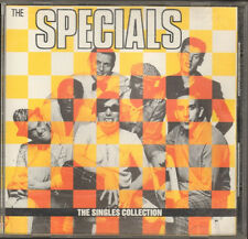 SPECIALS SINGLES Collection 15 trck CD Gangsters Rudi a Message to You Nite Club