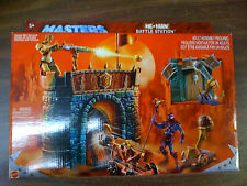 MOTU 20XX He-Man Battle Station MIB NEW Free Ship US