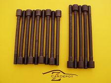 Datsun 240Z 260Z 280Z 280ZX 1970-83 Cylinder Head Bolt Set Bolts OEM NEW 198