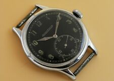 Famous Rare JAEGER LECOULTRE CALIBRE 469/A Military WWII watch 1940`s
