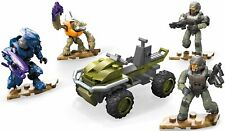HALO MEGA CONSTRUX RECON GETAWAY TOY BUILDING BLOCKS SET DIY