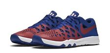 Nike NFL NY Giants Train Speed 4 Amp Shoes Blue Red Men 12 848587-610
