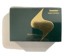 Franklin Med-Spell Used