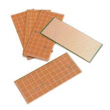 5pc 6.5x14.5cm Stripboard Veroboard Uncut PCB Platine Single Side Circuits Board