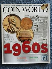 COIN WORLD MAGAZINE  APRIL,MAY,JUNE AND JULY  2020 ISSUES