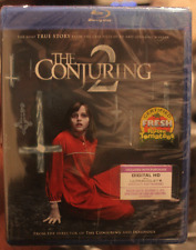 The Conjuring 2 (Blu ray + Ultraviolet Digital Copy 2016) BRAND NEW SEALED
