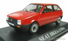 Seat Ibiza 1984 1:43 Ixo Altaya Diecast maqueta coche