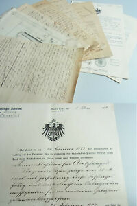 """Letters Patentamt 1899 An Seiffert Wg. Patent """" Collector Tank For Acetylengas """""""