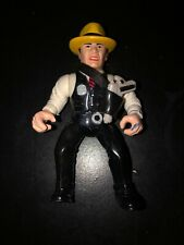 Dick Tracy 5 Inch Playmates Action Figure With Gun Accessory