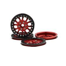 "GDS Racing Four 2.2""  Alloy Beadlock Wheel Rim Wide 1""(25.4mm) for RC Model #102"