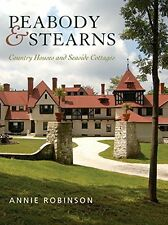 Peabody & Stearns : Country Houses and Seaside Cottages - HARDBACK - NEW