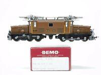 HOm Gauge Bemo 1255135 RhB Ge 6/6 I 415 Crocodile Electric Locomotive