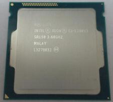 Intel Xeon E3-1280 v3 3.6GHz LGA 1150 SR150 82W 4-Core 8M Cach Server Processor