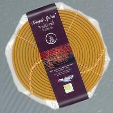 Räucherspirale TRADITIONAL naturrein Räucherstäbchen 1 Tag Brenndauer