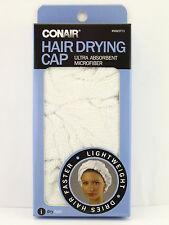 CONAIR ULTRA ABSORBENT MICROFIBER HAIR DRYING CAP (55623T13)