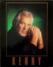 KENNY ROGERS 1990 US TOUR PROGRAM