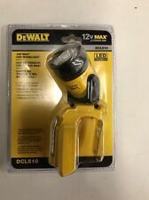 NEW DEWALT DCL510 12-Volt Max LED Worklight