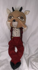 Joe Spencer Gathered Tradition Reindeer Doll